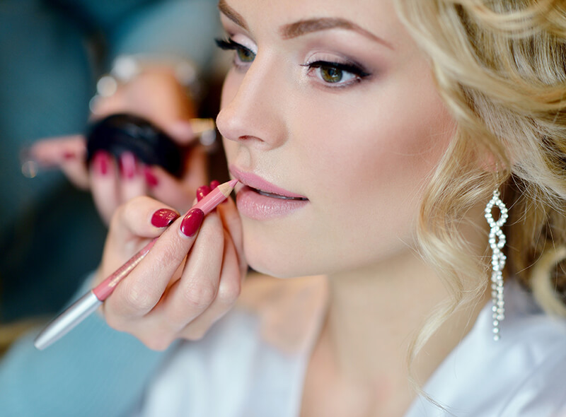 Bruidsmake-up tips